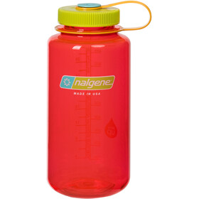 Nalgene Everyday Drinkfles met grote opening 1000ml, pomegranate